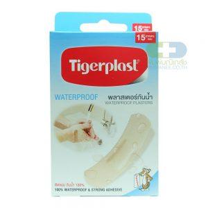 TIGERPLAST พลาสเตอร์กันน้ำ (15แผ่น)
