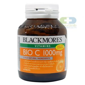 Blackmores BIO C 1000MG วิตามิน ไบโอ ซี (62 เม็ด)