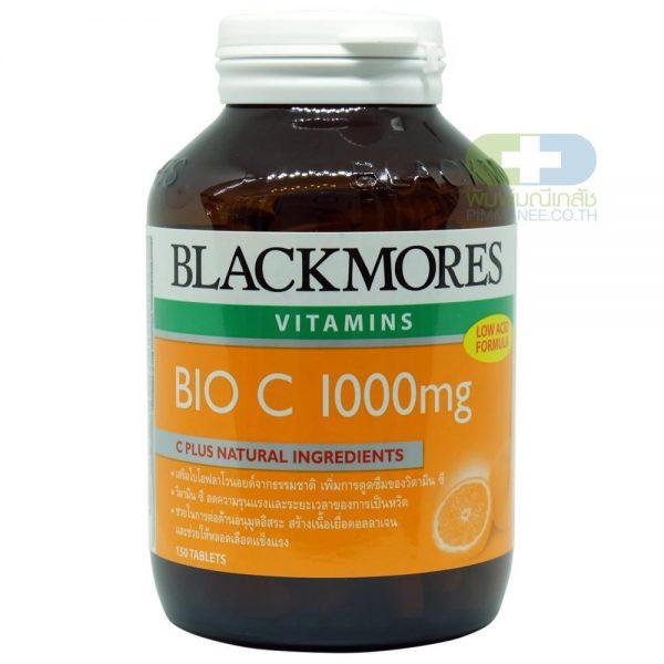 Blackmores BIO C 1000MG วิตามิน ไบโอ ซี (150 เม็ด)