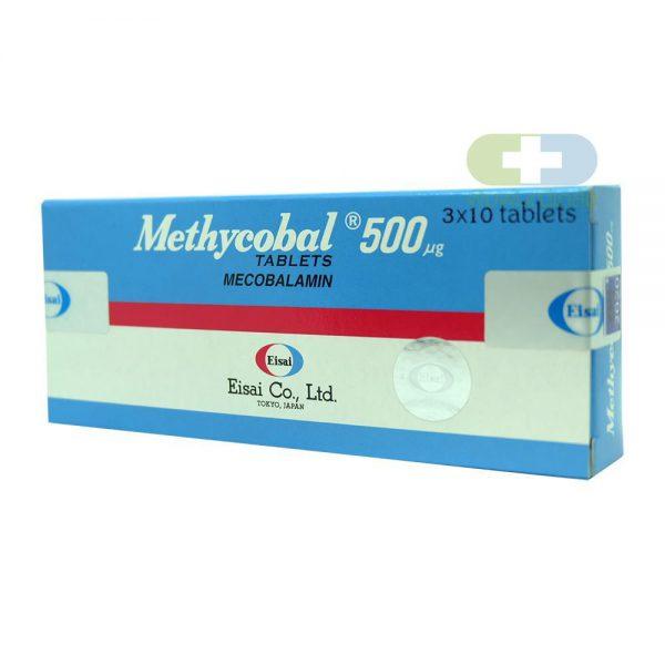 METHYCOBAL 500UG เมทิลโคบอล (กล่อง 3แผง)