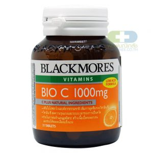 Blackmores BIO C 1000MG วิตามิน ไบโอ ซี (31 เม็ด)
